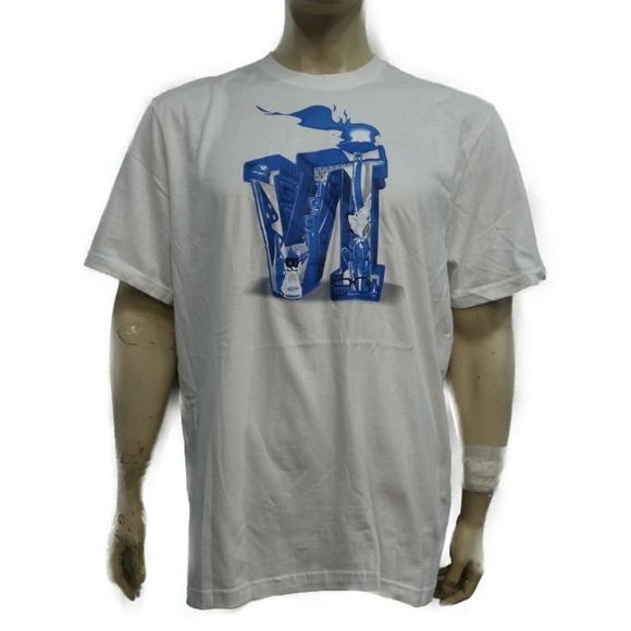 583da24a5543 Air Jordan Retro 6 Numeral Men s T-Shirts